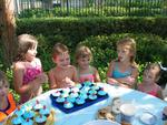 Kate`s Birthday Party with Preschool Friends